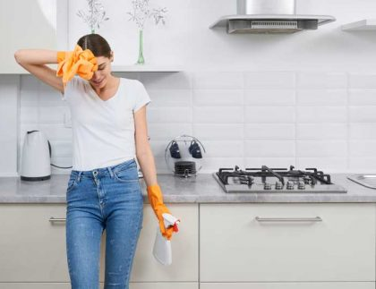 Reduce Dust In Your Home