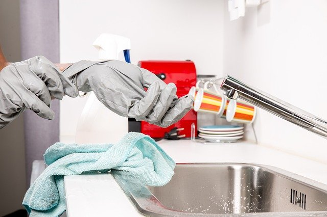 Home cleanliness